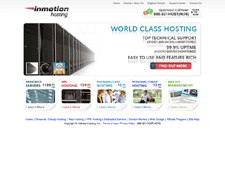 inmotion In Motion Hosting